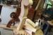 Double bass repair